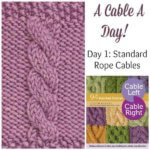A Cable A Day: Standard Rope Cables