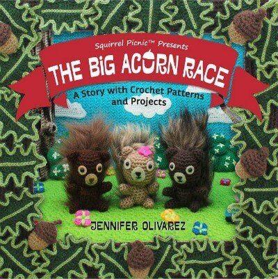 The Big Acorn Race by Jennifer Olivarez