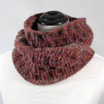 Post Stitch Cowl Crochet Pattern