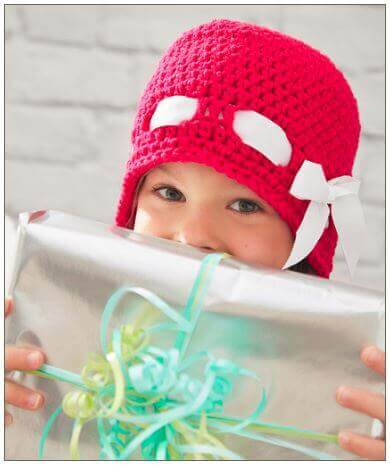 Little Sweetheart Child Hat Pattern