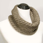 Inside Out Cowl Free Crochet Pattern