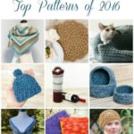 Petals to Picots Top Patterns of 2016