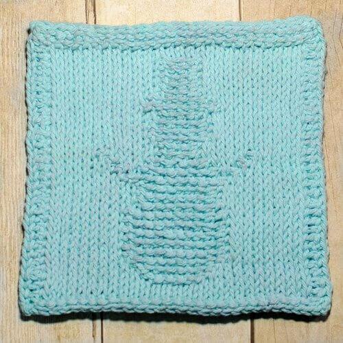 Tunisian Crochet Dishcloth Free Pattern : Tunisian Crochet Monthly Dishcloth Crochet Along ...