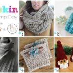 Hookin' on Hump Day #134: Link Party for the Fiber Arts