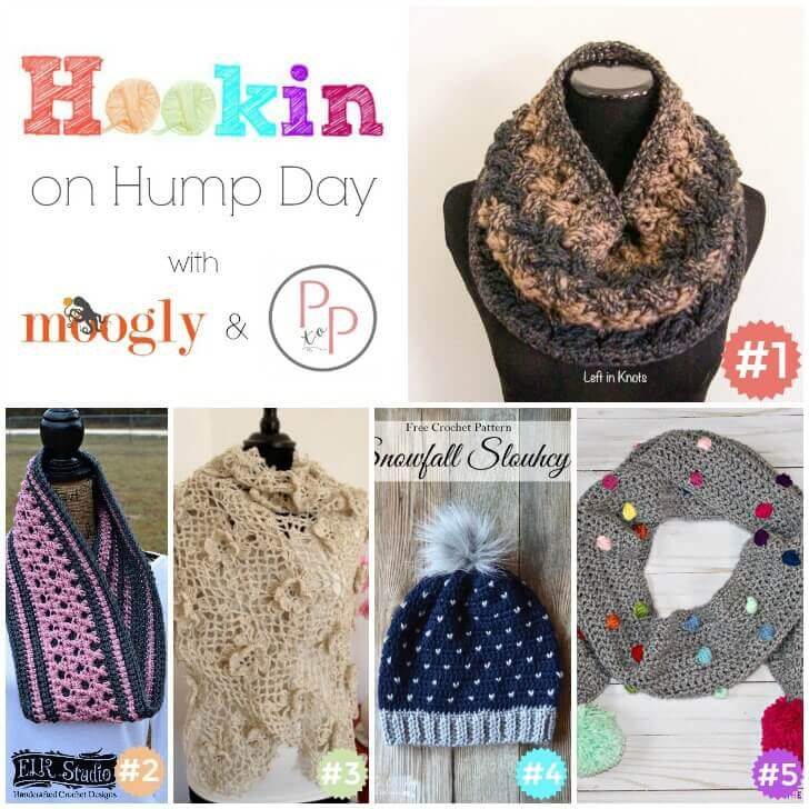 Hookin' on Hump Day #crochet #fiber #knit