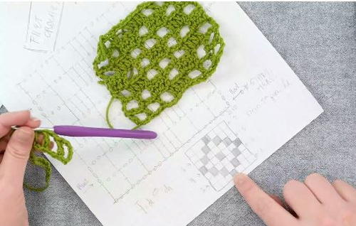 How to Filet Crochet Tutorial