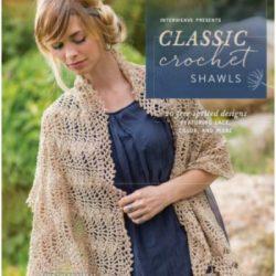 Classic Crochet Shawls Giveaway