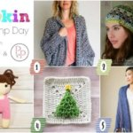 Hookin' on Hump Day #152: Link Party for the Fiber Arts