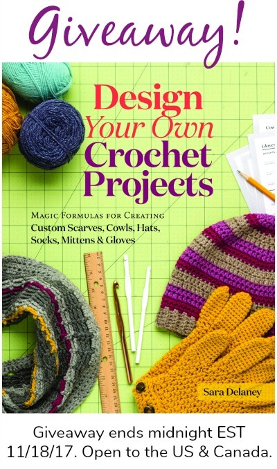 Design Your Own Crochet Projects Giveaway