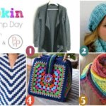 Hookin' on Hump Day #154: Link Party for the Fiber Arts