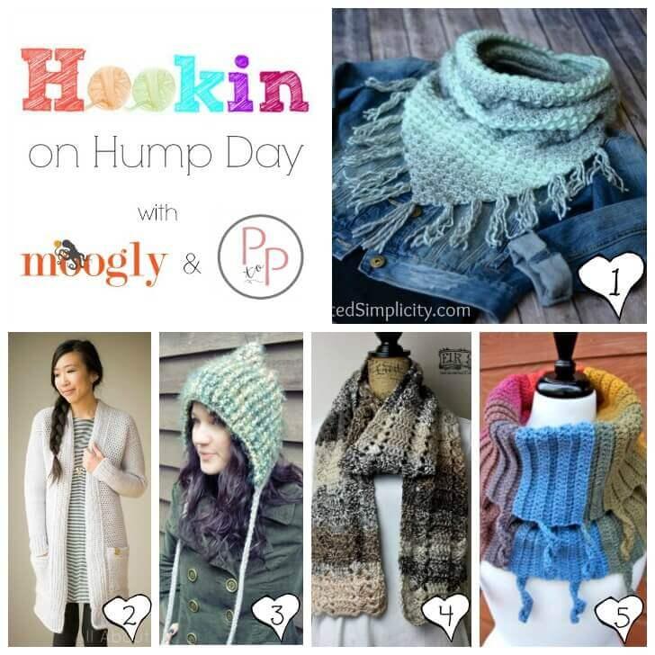 Hookin' on Hump Day | www.petalstopicots.com