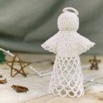 Lace Angel Crochet Pattern