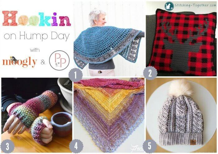 Hookin' on Hump Day #158: Link Party for the Fiber Arts
