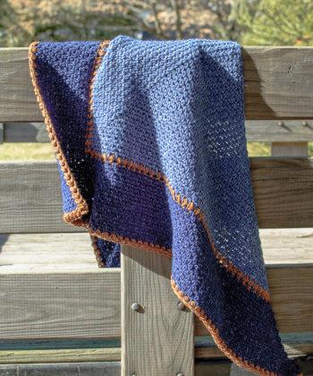 weekender shawl