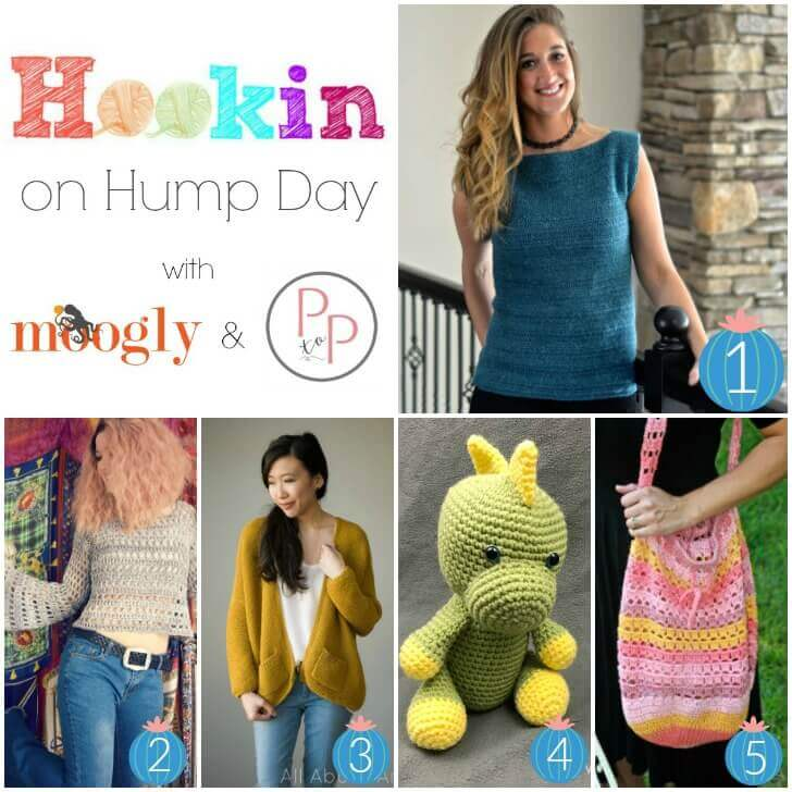 Hookin\' on Hump Day #167: Link Party for the Fiber Arts