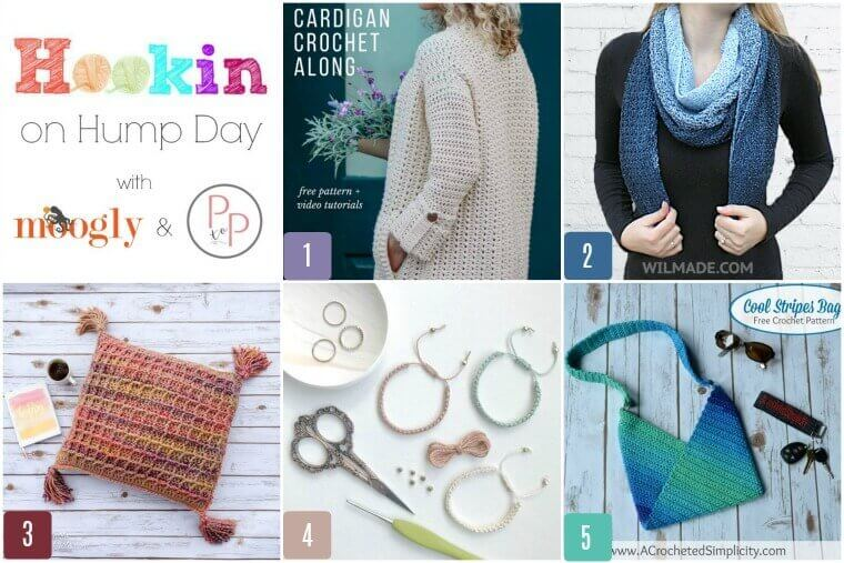 Hookin' on Hump Day #168: Link Party for the Fiber Arts