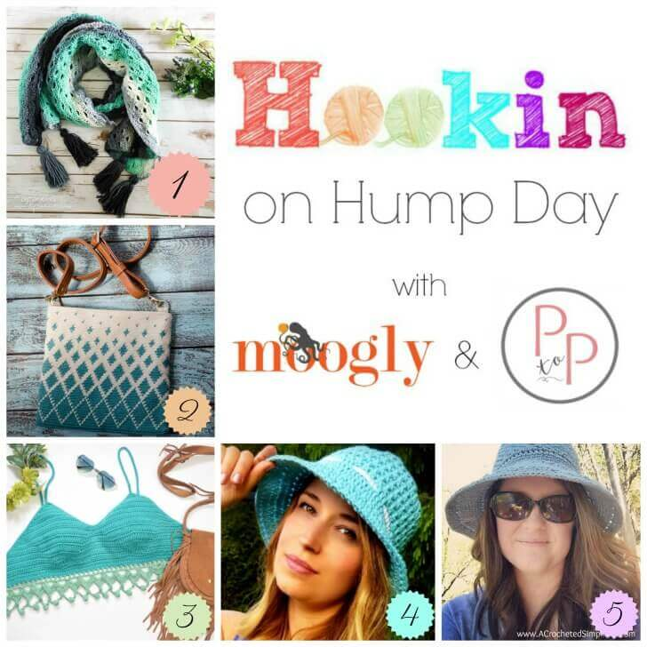Hookin' on Hump Day #169: Link Party for the Fiber Arts