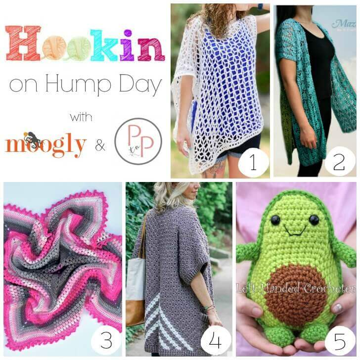 Hookin' on Hump Day #171: What Is Trending in Knit and Crochet