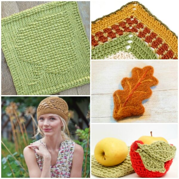 Autumn Crochet and Fiber Fun! www.petalstopicots.com