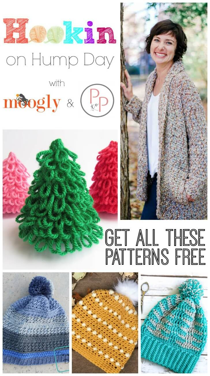 See what\'s HOT in the yarnie world ... lots of great knit and crochet projects! #petalstopicots