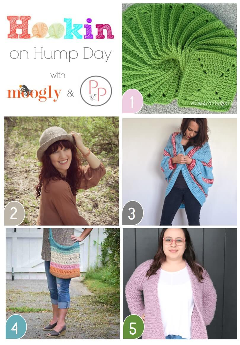 Hookin' on Hump Day #190: Link Party for the Fiber Arts