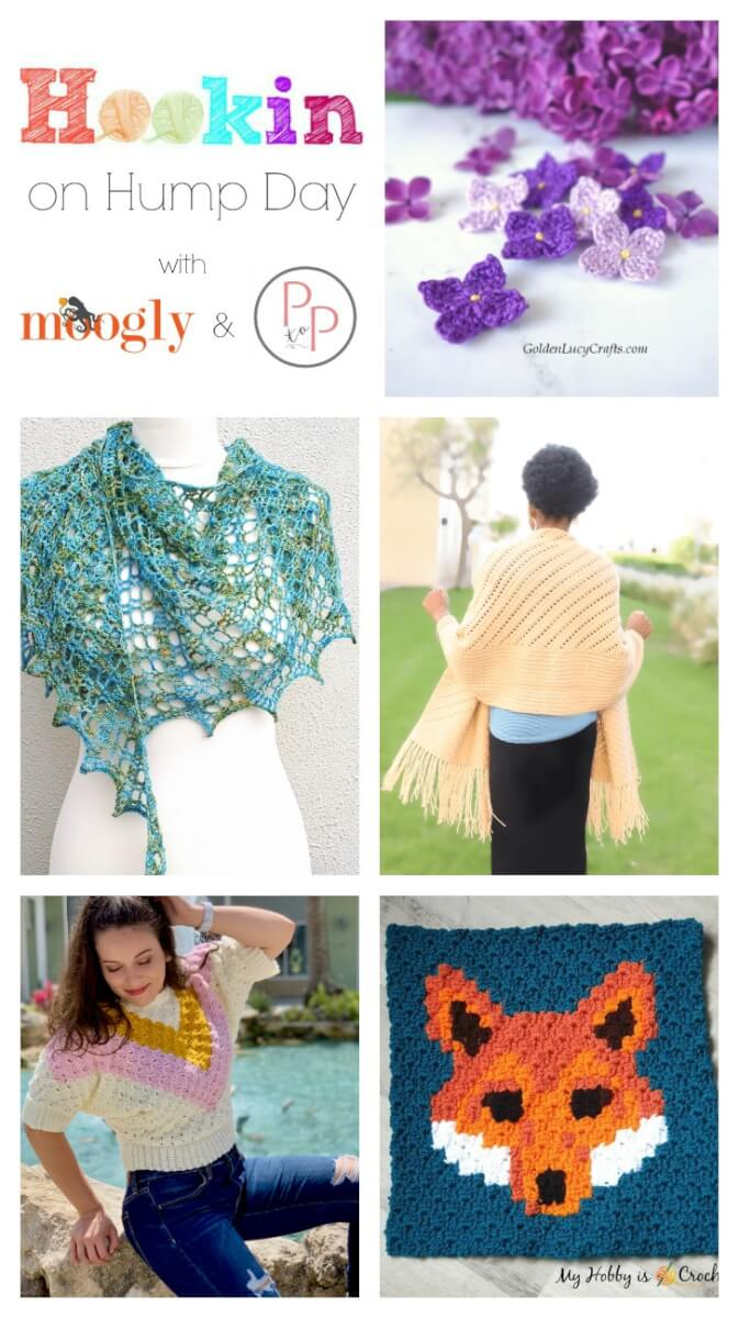 Hookin' on Hump Day #191: Link Party for the Fiber Arts