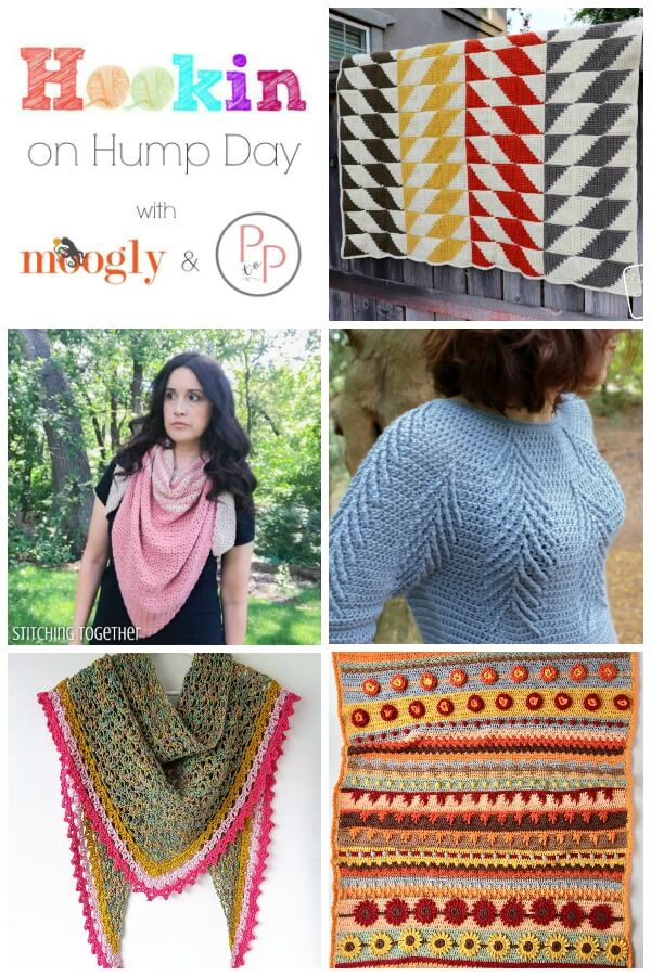 Hookin\' on Hump Day #199: Link Party for the Fiber Arts