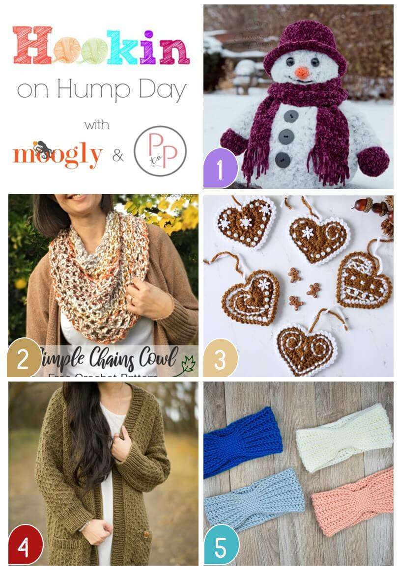 Hookin' on Hump Day 204: Link Party for the Fiber Arts