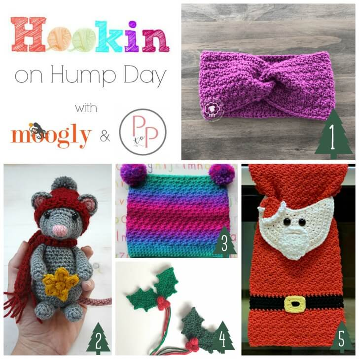 Hookin' on Hump Day #205: Link Party for the Fiber Arts