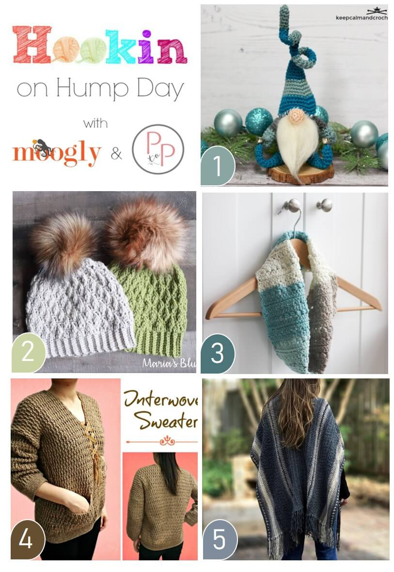 A new round of Hookin\' on Hump Day is LIVE! Come check out all the amazing features and see what\'s hot 🔥 in the fiber world ...