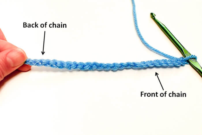 Figure 1: Twist chain 180°